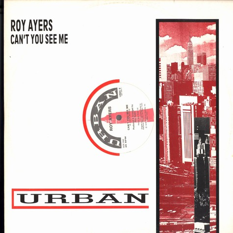 Roy Ayers - Can't You See Me / Love Will Bring Us Back Together / Sweet Tears
