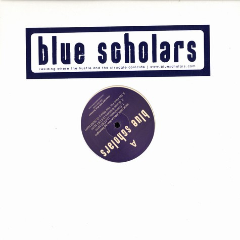 Blue Scholars - Freewheelin