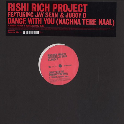 Rishi Rich Project - Dance with you feat. Jay Sean & Juggy D