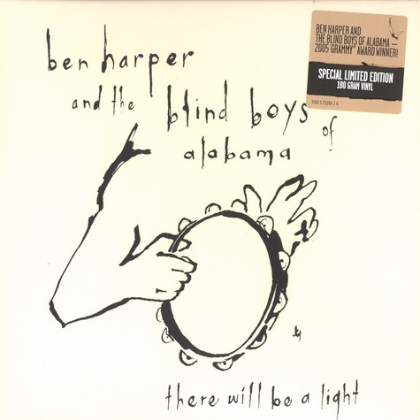 Ben Harper And The Blind Boys Of Alabama - There will be a light