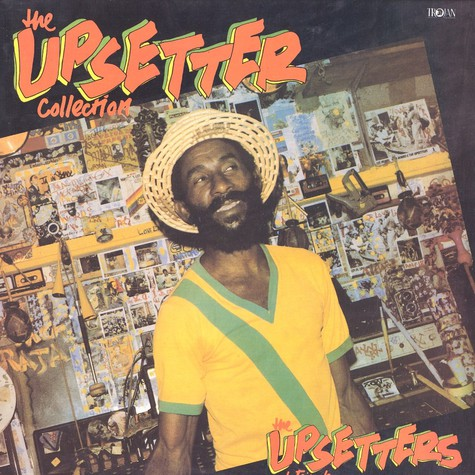 Upsetters, The & Friends - The Upsetters collection