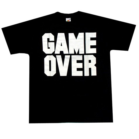 Gino Cazino - Game over