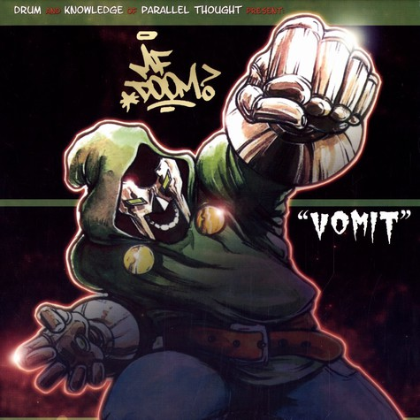 MF Doom / Icon The Mic King - Vomit / substance abuse