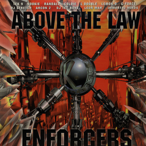 V.A. - Enforcers: Above The Law