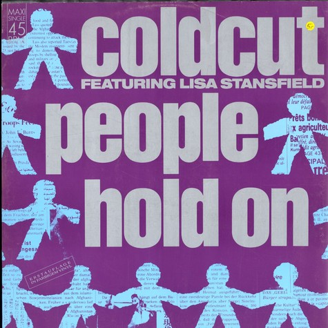 Coldcut - People hold on feat. Lisa Stansfield