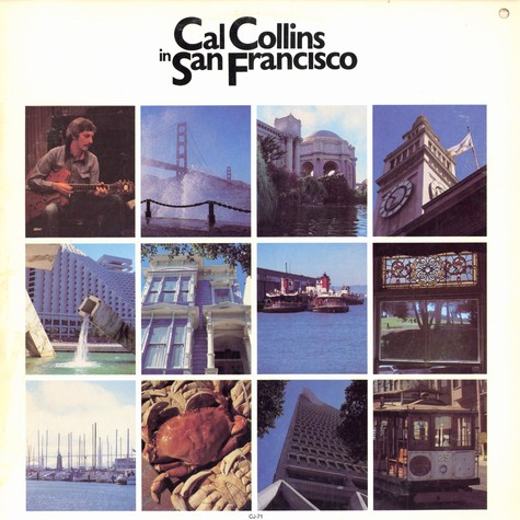 Cal Collins - Cal Collins in San Francisco