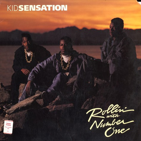 Kid Sensation - Rollin with number one
