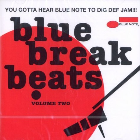 V.A. - Blue break beats volume 2