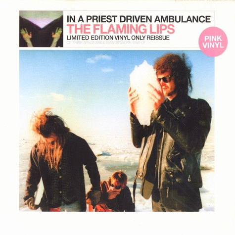 Flaming Lips, The - In a priest driven ambulance