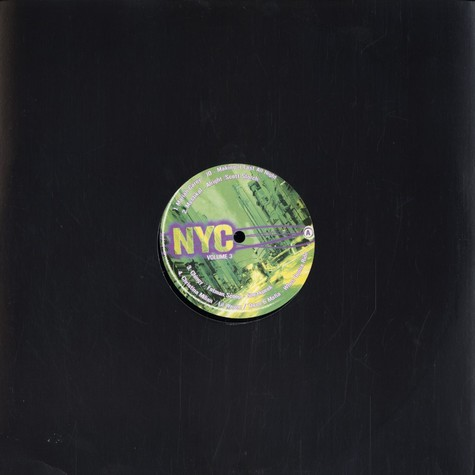 V.A. - NYC EP volume 3