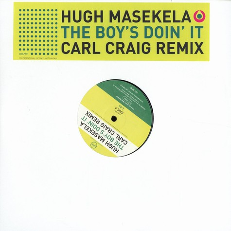 Hugh Masekela - The boy's doin' it Carl Craig remix