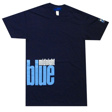 Blue Note - Midnight blue T-Shirt