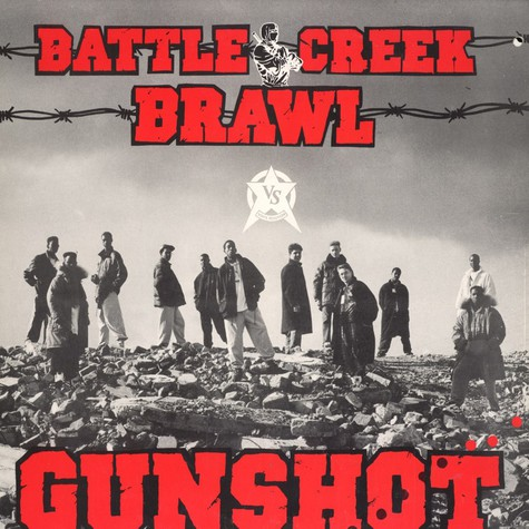 Gunshot - Battle creek brawl