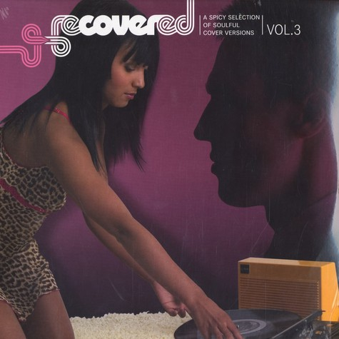 Recovered - Volume 3
