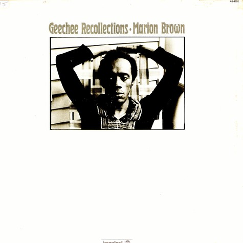 Marion Brown - Geechee Recollections