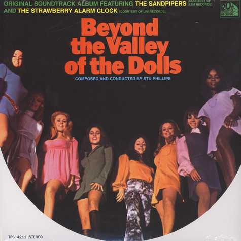 Stu Phillips - OST Beyond the valley of the dolls