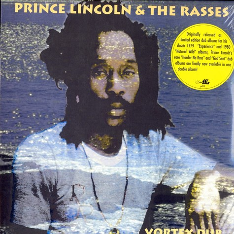 Prince Lincoln  & The Rasses - Vortex dub