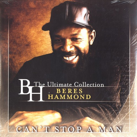 Beres Hammond - Can't stop a man - the ultimate collection