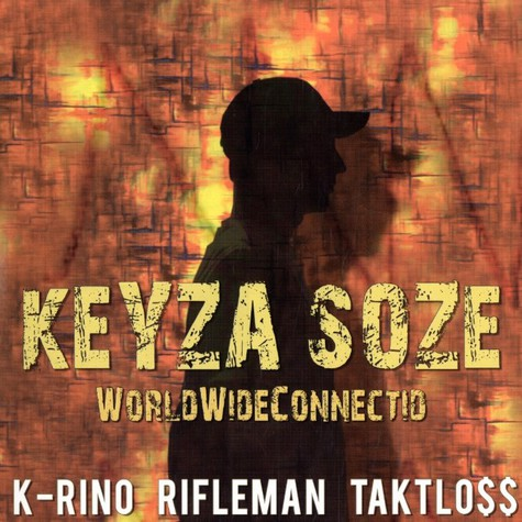 Keyza Soze - WorldWideConnectid EP