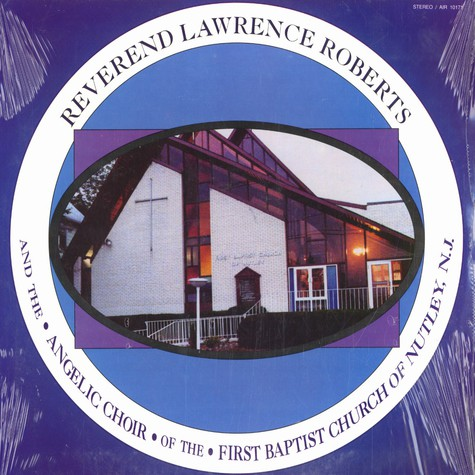 Reverend Lawrence Roberts - The preacher and the indian chief