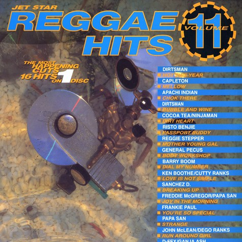 V.A. - Reggae hits volume 11