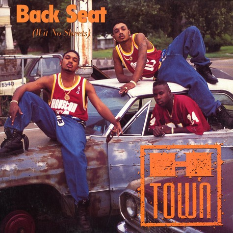 H Town - Back seat