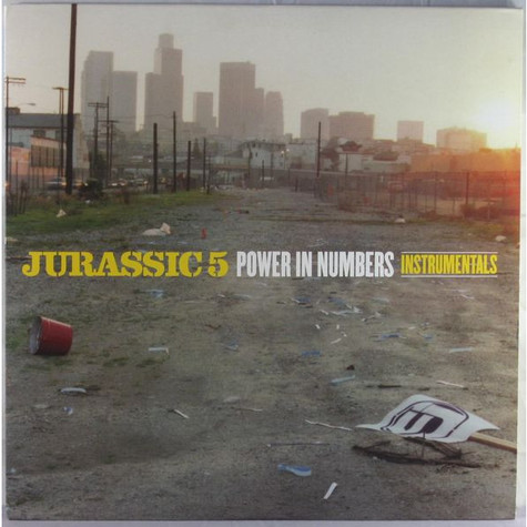 Jurassic 5 - Power In Numbers Instrumentals