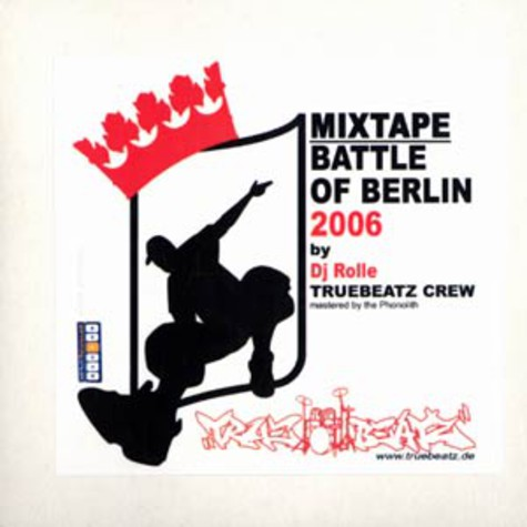 DJ Rolle of True Beatz - Mixtape battle of Berlin 2006