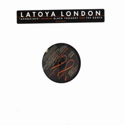 Latoya London - Appreciate feat. Black Thought