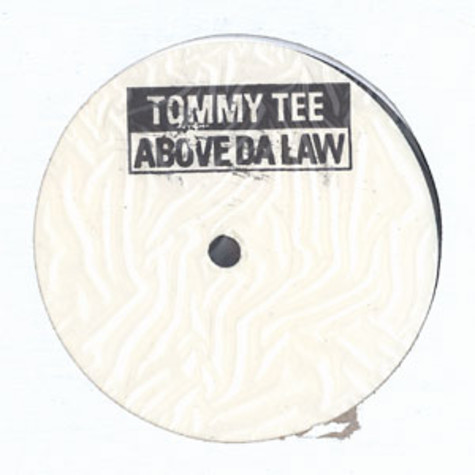 Tommy Tee - Above da law feat. Ruck of Heltah Skeltah, Starang Wondah of OGC, 8-Off, Labba & Big Twan