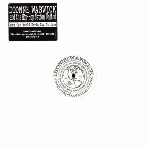 Dionne Warwick & Hip-Hop Nation United, The - What The World Needs Now Is Love