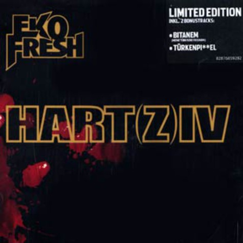 Eko Fresh - Hart(z) IV limited edition