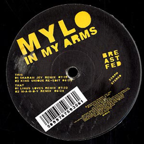 Mylo - In my arms remixes