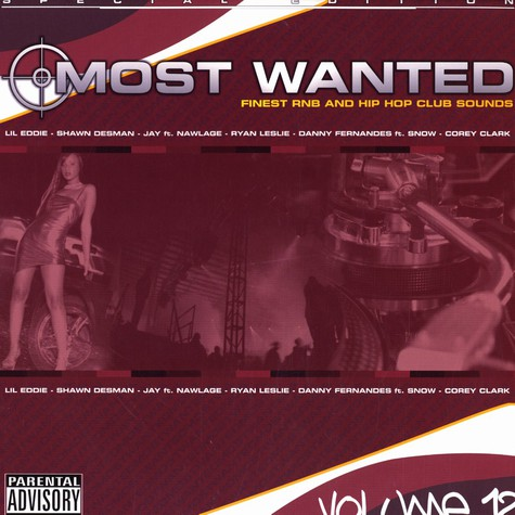 Most Wanted - Volume 12