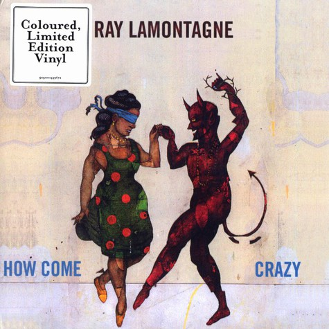 Ray Lamontagne - How come