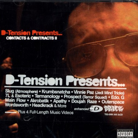 D-Tension - Contacts & contracts 2