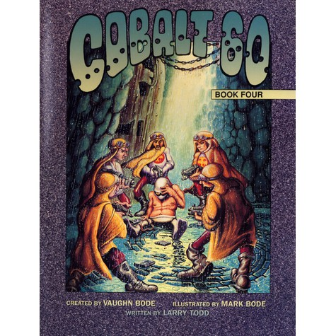 Cobalt 60 - Book four