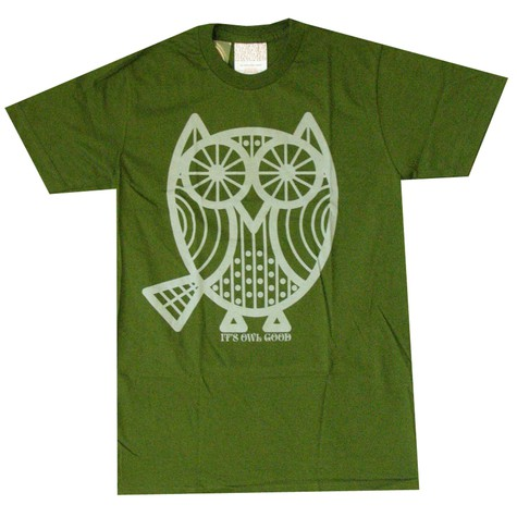 Ubiquity - Big owl T-Shirt