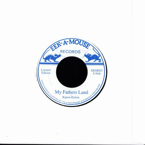 Eek-A-Mouse - My Father's Land