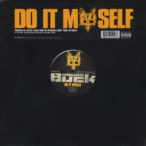 Young Buck - Do it myself