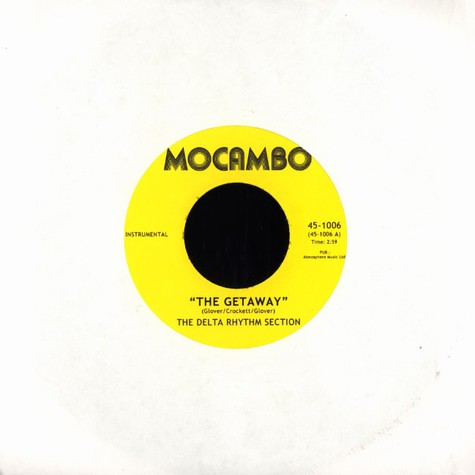 Delta Rhythm Section, The / Sound Stylistics, The - The getaway / back on the streets