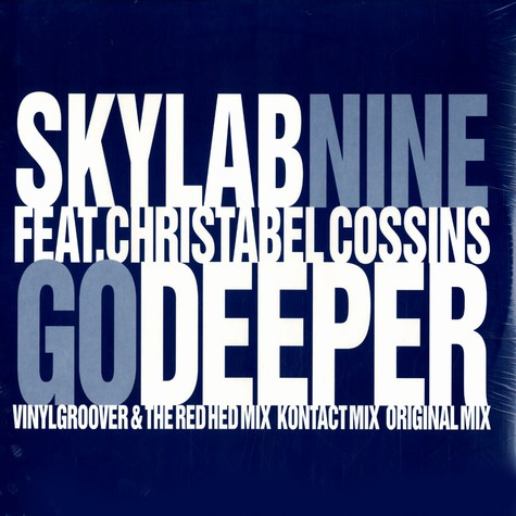 Skylab Nine - Go deeper feat. Christabel Cossins