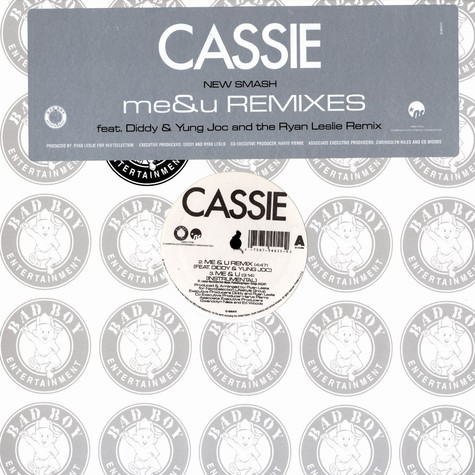 Cassie - Me & u remixes feat. Diddy & Yung Joc