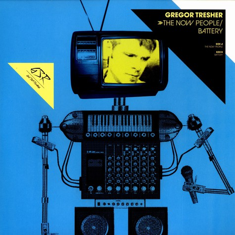 Gregor Tresher - The now people