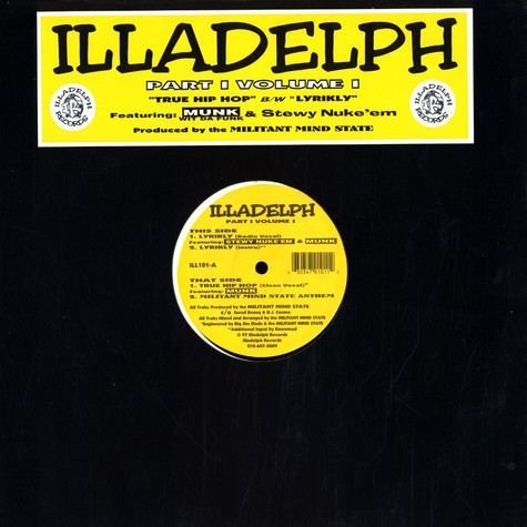 Illadelph - Part 1 volume 1