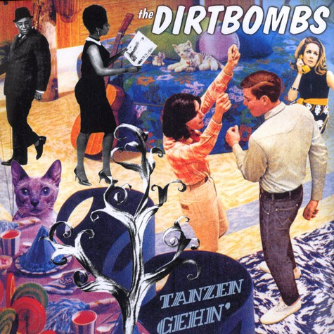 Dirtbombs, The - Tanzen gehn'