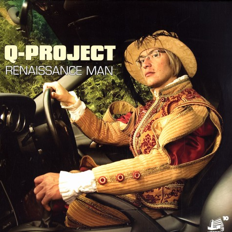 Q Project - Renaissance man