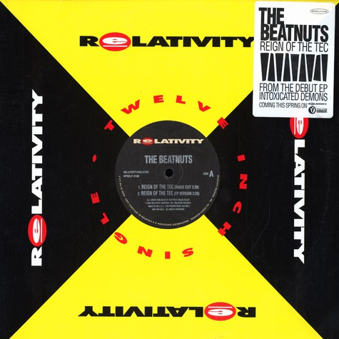 Beatnuts, The - Reign Of The Tec