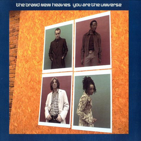 Brand New Heavies, The - You are the universe