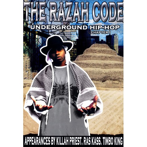 Hell Razah - The razah code - underground hip hop chapter 1